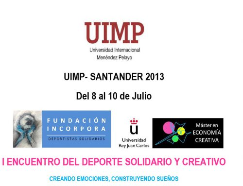 I Encuentro Deporte Solidario Y Creativo|Curso verano