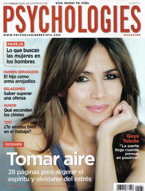 Articulo en Psychologies