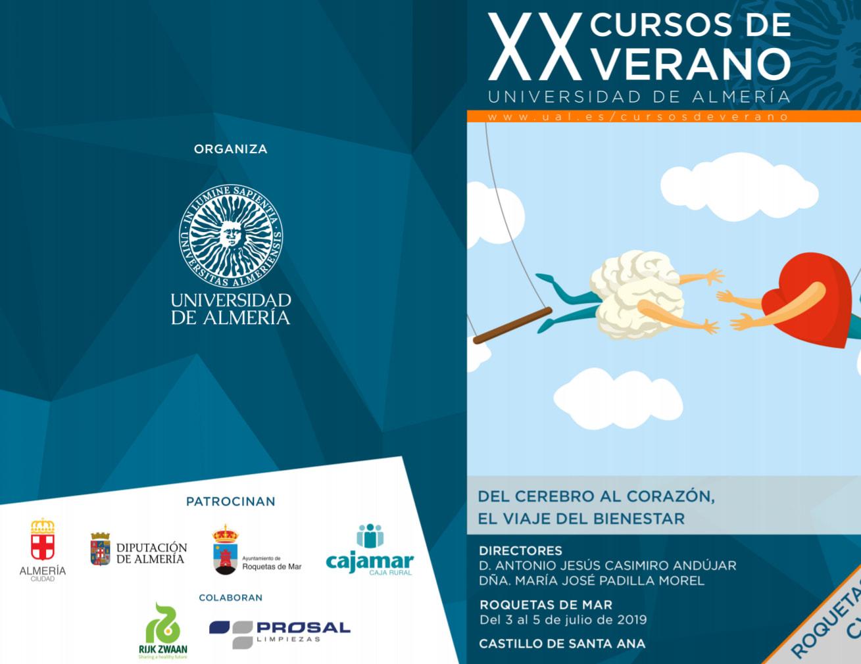 curso de verano universidad almeria