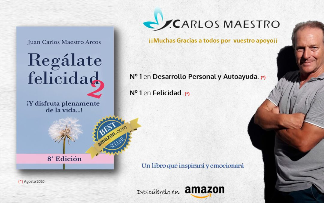Regalate Felicidad 2 | BEST-SELLER en Amazon