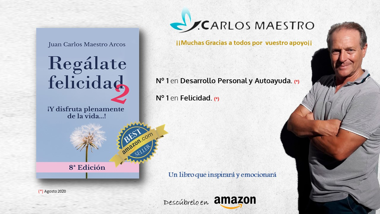 Best Seller Regalate Felicidad 2|Juan Carlos Maestro